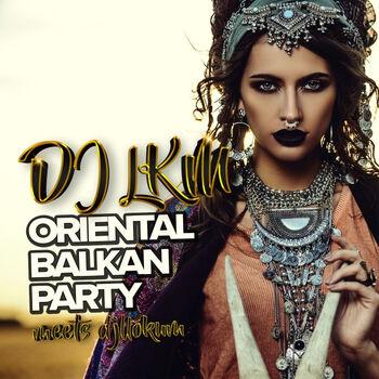 Oriental Balkan Party cover