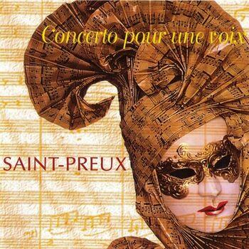 Concerto pour une voix cover