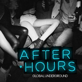Album cover of Global Underground: Afterhours 8 (Mixed)