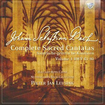 Die Elenden sollen essen, BWV 75, Prima Parte: I. Coro. Die Elenden sollen essen cover