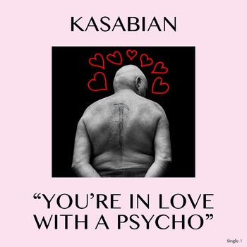 You're in Love with a Psycho cover