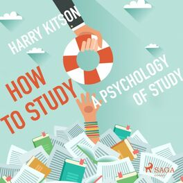 Album cover of How to Study - A Psychology of Study (Unabridged)
