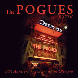 Album cover of The Pogues In Paris - 30th Anniversary Concert At The Olympia