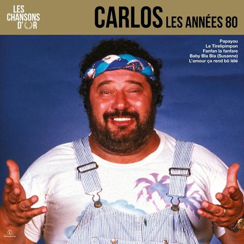 Chansons d'or 80's