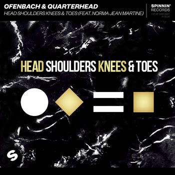 Head Shoulders Knees & Toes (feat. Norma Jean Martine) cover