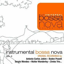 Instrumental Bossa Nova 2008 CD Completo