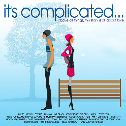 Various Artists: It's Complicated (Above All Things, This
