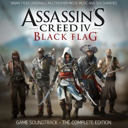 Various Artists Assassin S Creed 4 Black Flag The Complete