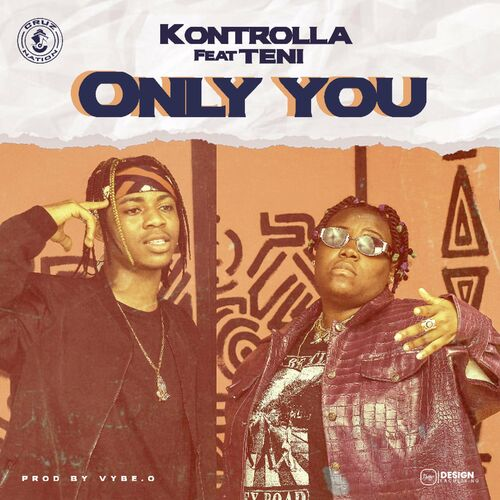 Only You (feat. Teni) Image