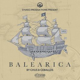 Album cover of Balearica 2016 (Compiled by Chus & Ceballos)
