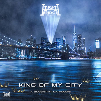 King Of My City cover