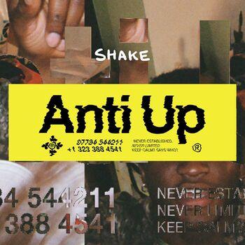 Shake cover