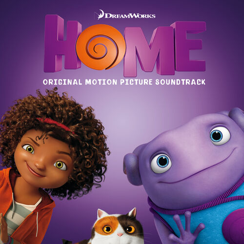 Baixar CD Home (Original Motion Picture Soundtrack) – Various Artists (2015) Grátis