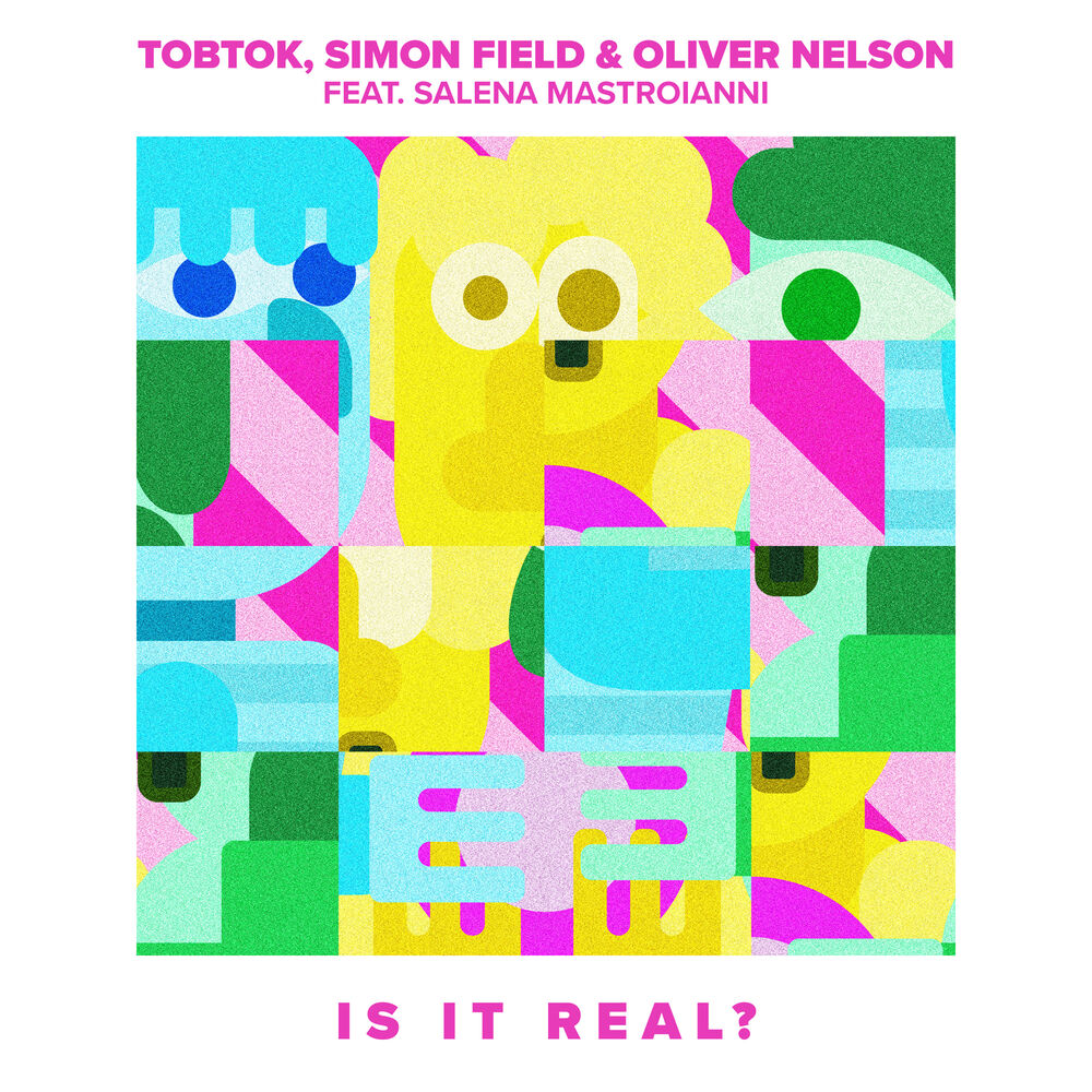 Is It Real? (feat. Salena Mastroianni)