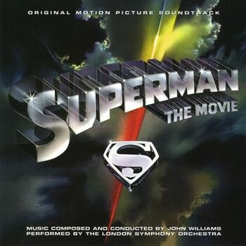 Love Theme from Superman cover
