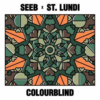 Colourblind cover