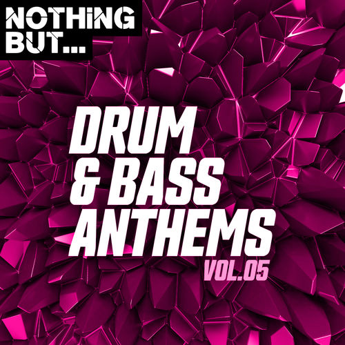 VA - Nothing But... Drum & Bass Anthems, Vol. 05 LP