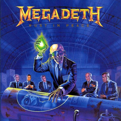 Baixar Single Rust In Peace, Baixar CD Rust In Peace, Baixar Rust In Peace, Baixar Música Rust In Peace - Megadeth 2018, Baixar Música Megadeth - Rust In Peace 2018