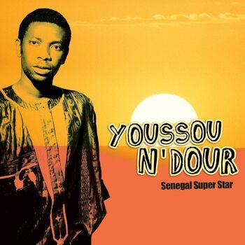 El Hombre Misterioso Soy (feat. Youssou N'Dour) cover