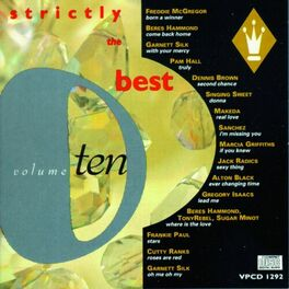 Album cover of Strictly The Best Vol.10