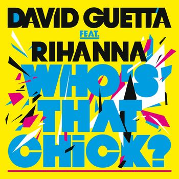 Who's That Chick ? (feat. Rihanna) cover