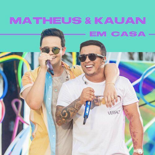 CD Matheus e Kauan – Em Casa 2020 download