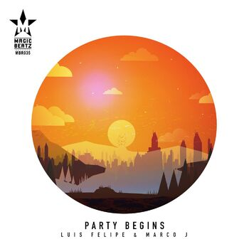 Party Begins cover