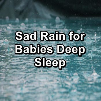 Gutter Rain with Nature Music To Sleep with for 8 Hours cover