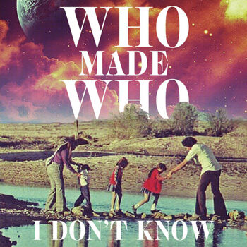 I Don't Know cover