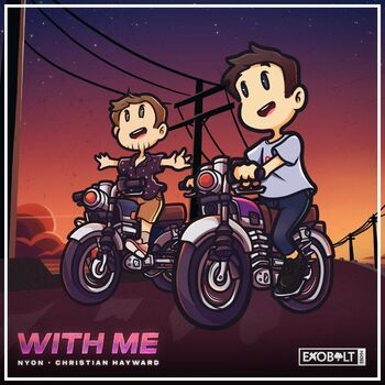 With Me cover