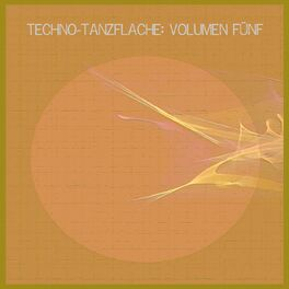 Album cover of Techno-Tanzflache: Volumen Funf