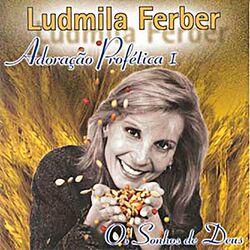 CD Adoração Profética: Os Sonhos de Deus – Ludmila Ferber