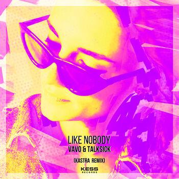 Like Nobody cover