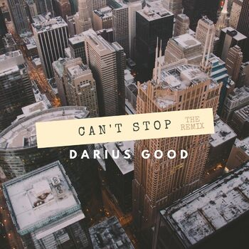 Can't Stop (The Remix) cover