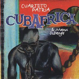 Album cover of Cubafrica