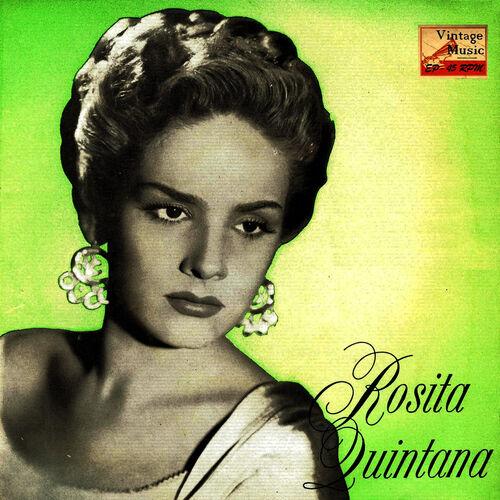 Rosita Quintana Vintage Mexico Nº 116 Eps Collectors