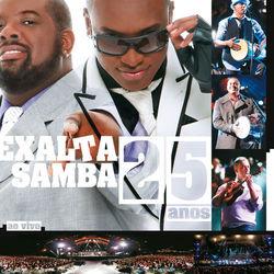 CD Exaltasamba – 25 Anos (Ao Vivo) 2011 download