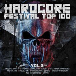 Album cover of Hardcore Festival Top 100, Vol. 2