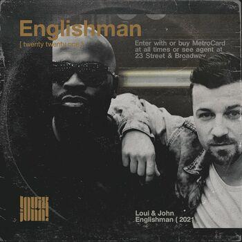 Englishman 2021 cover