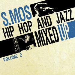 Pochette de l'album Hip Hop & Jazz Mixed Up vol.2