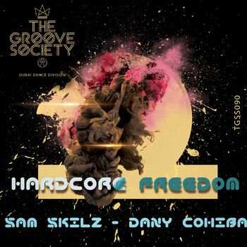 Hardcore Freedom cover