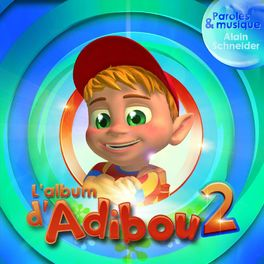 Album cover of L'Album D'Adibou 2