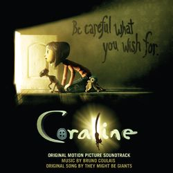 SOUNDTRACK/CAST ALBUM – Coraline 2009 CD Completo