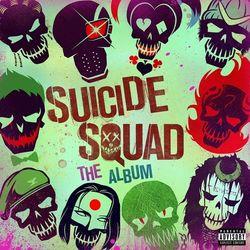 Suicide Squad: The Album 2016 CD Completo