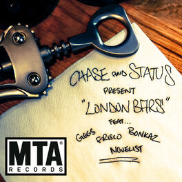 Album cover of Chase & Status Present