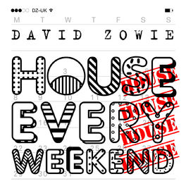 Album cover of House Every Weekend (Radio Edit)