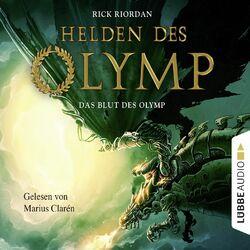 Helden des Olymp, Teil 5: Das Blut des Olymp Audiobook