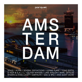 Album cover of Amsterdam 2019 - Pres. by Parquet Recordings