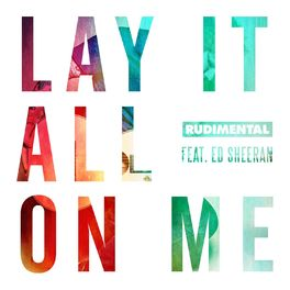 Album cover of Lay It All on Me (feat. Ed Sheeran)