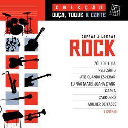 Coleção Ouça, Toque E Cante – Rock 2006 CD Completo